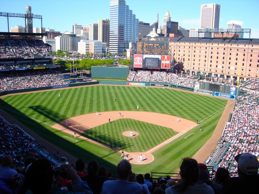 Oriole Park at Camden Yards K-13