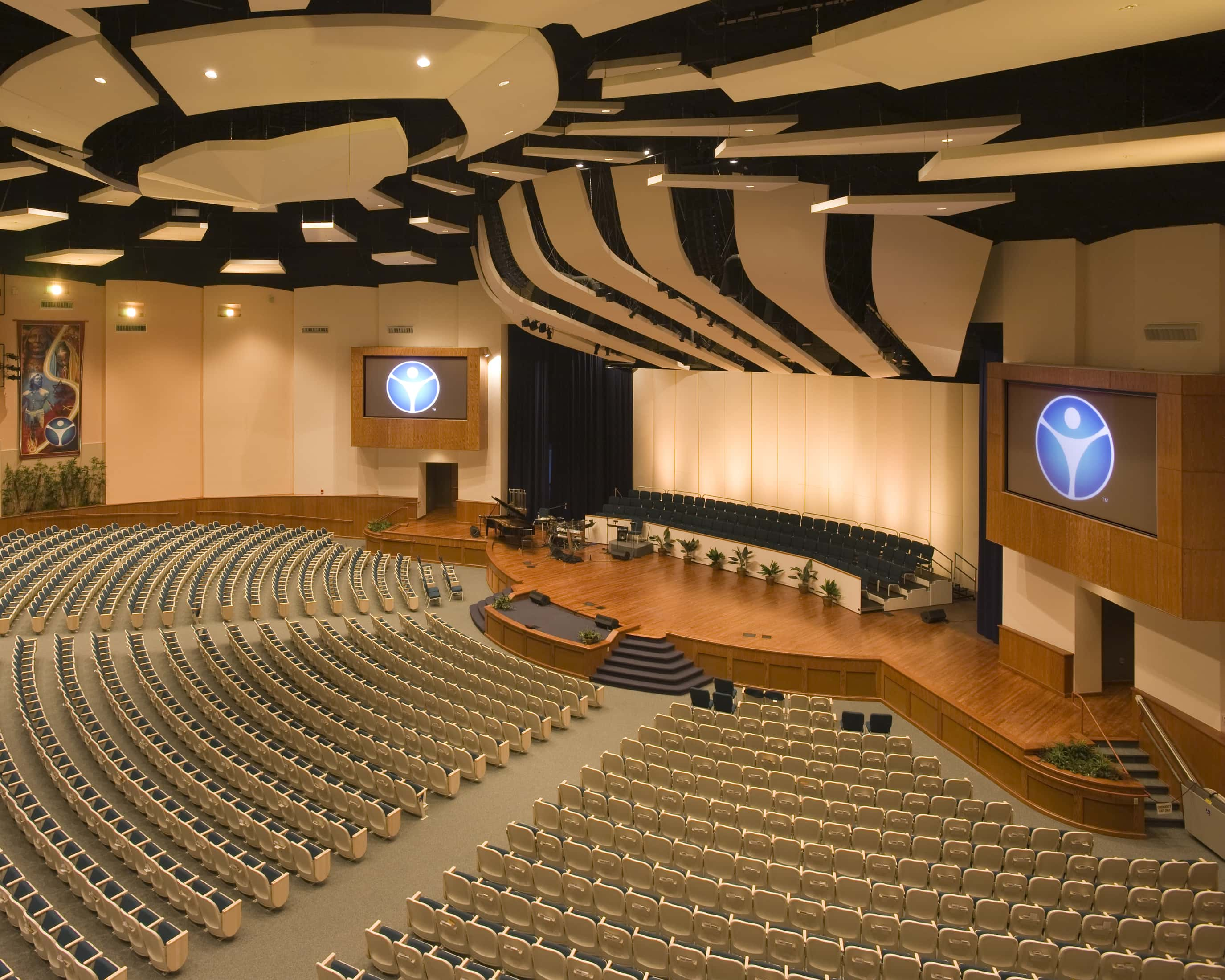 Acoustic Solutions For Worship Centers International