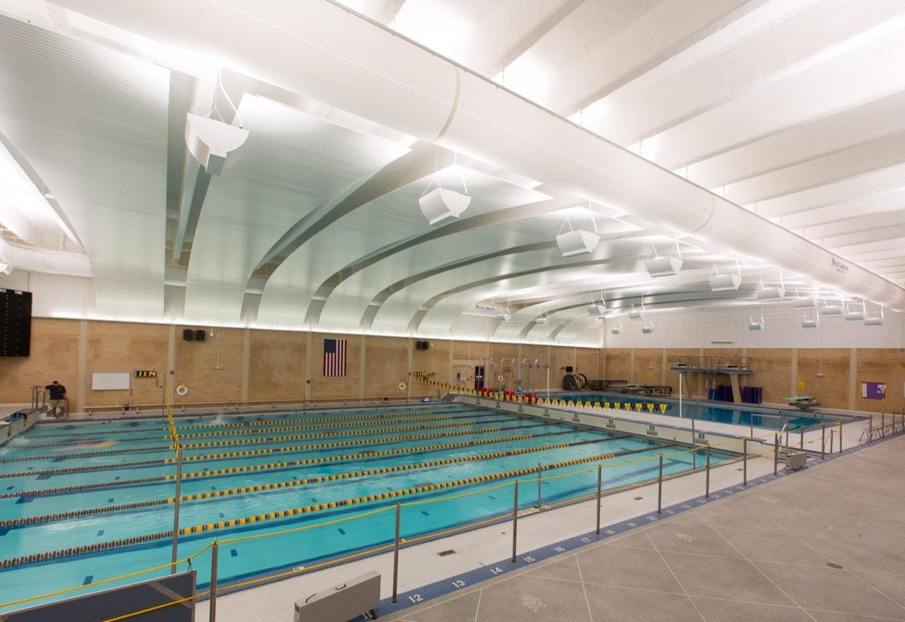 East Carolina University Minges Aquatic Center