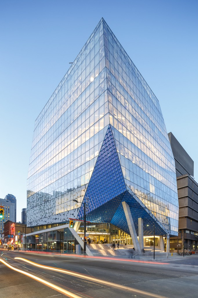 Ryerson University Student Learning Center- Exterior