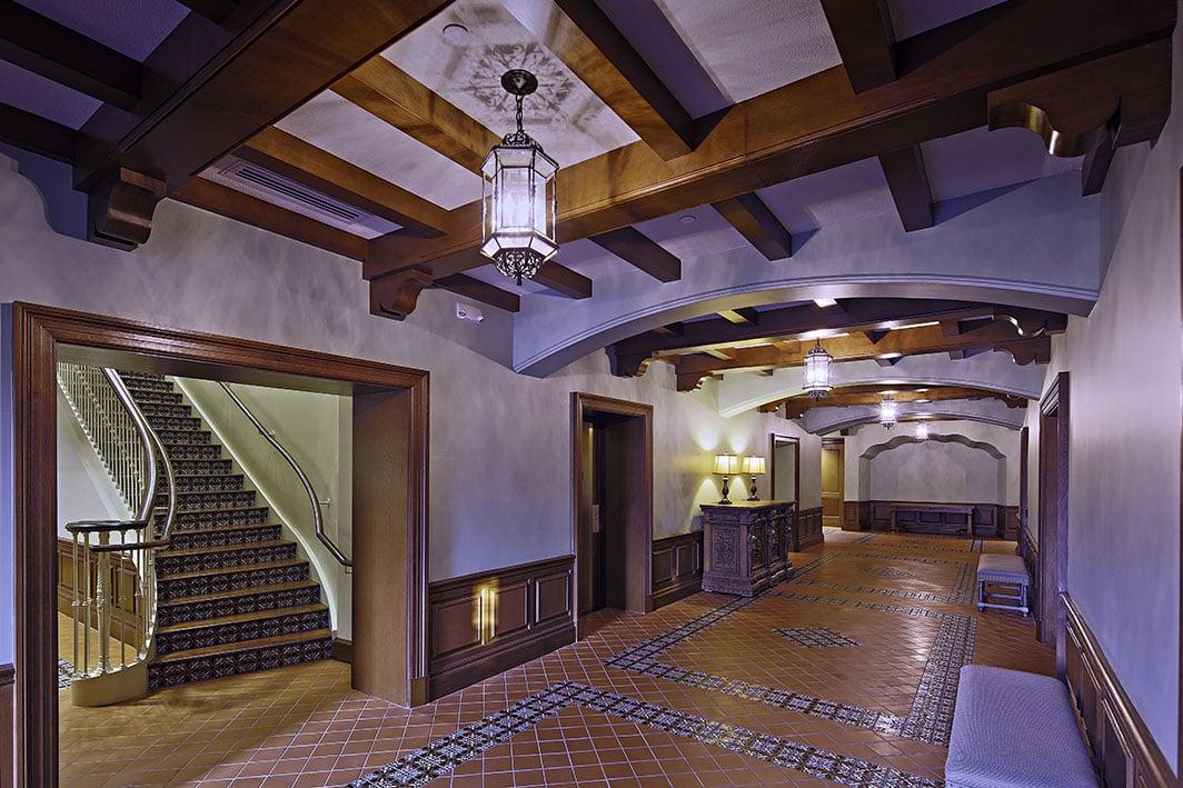 Highland Park Town Hall/ DPS- SonaKrete White