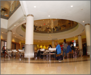 Boston university East Campus Center