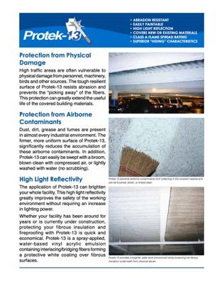 Protek-13 Brochure