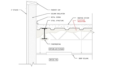 K-13 - Return Air Plenum