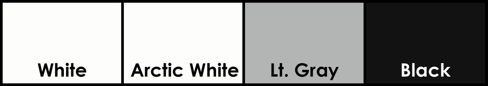 "SonaSpray ""fc"" Standard Color Chart"