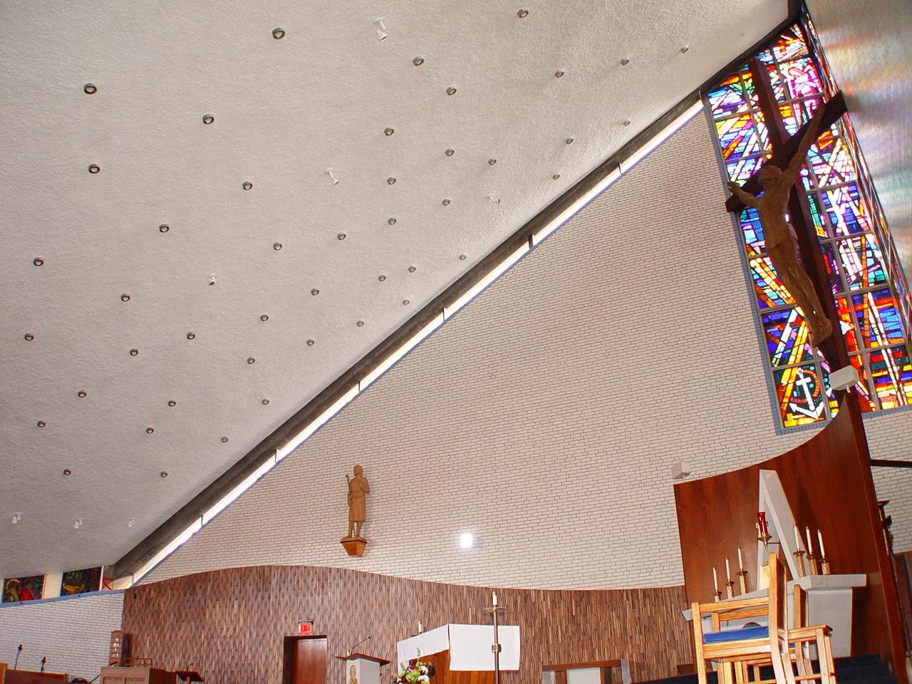 K-13 White- St. Athanasius